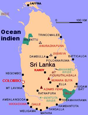 Site rencontre sri lanka